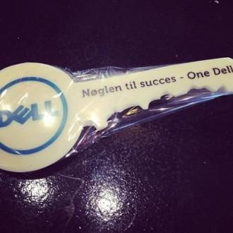 Dell nøgle