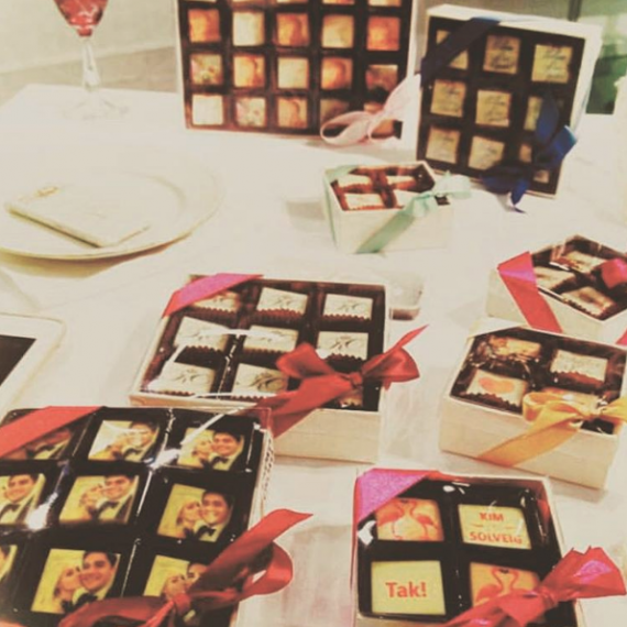 Chokolade gave